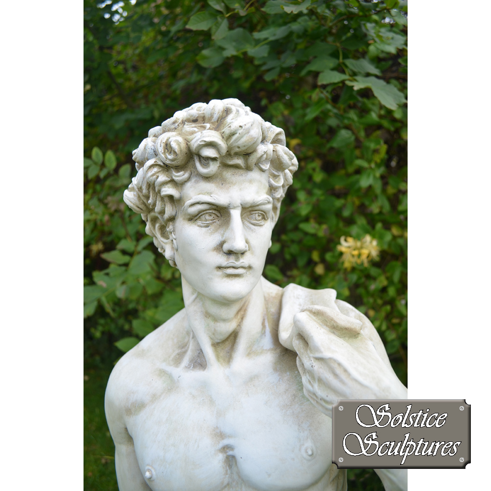 GreenFurn Garden Furniture | David Statue