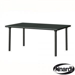 Maestrale 220 table in Anthracite