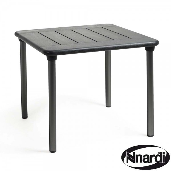 Maestrale 90 table in Anthracite
