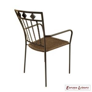 Malaga Chair Back Right