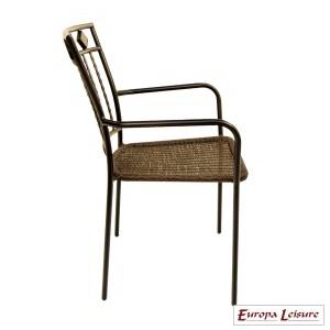 Malaga chair right
