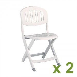 Capri folding chair