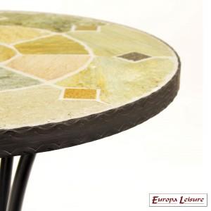 Orba table close up