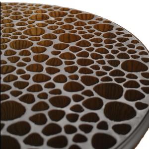 Tavira Bistro table detail