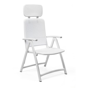 AquaMarina Chair - white