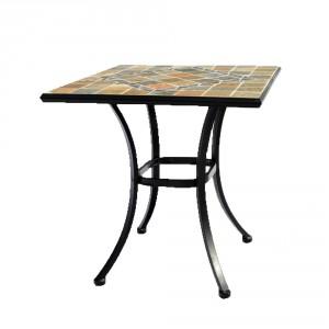 Amalfi 70cm x 70cm table Profile
