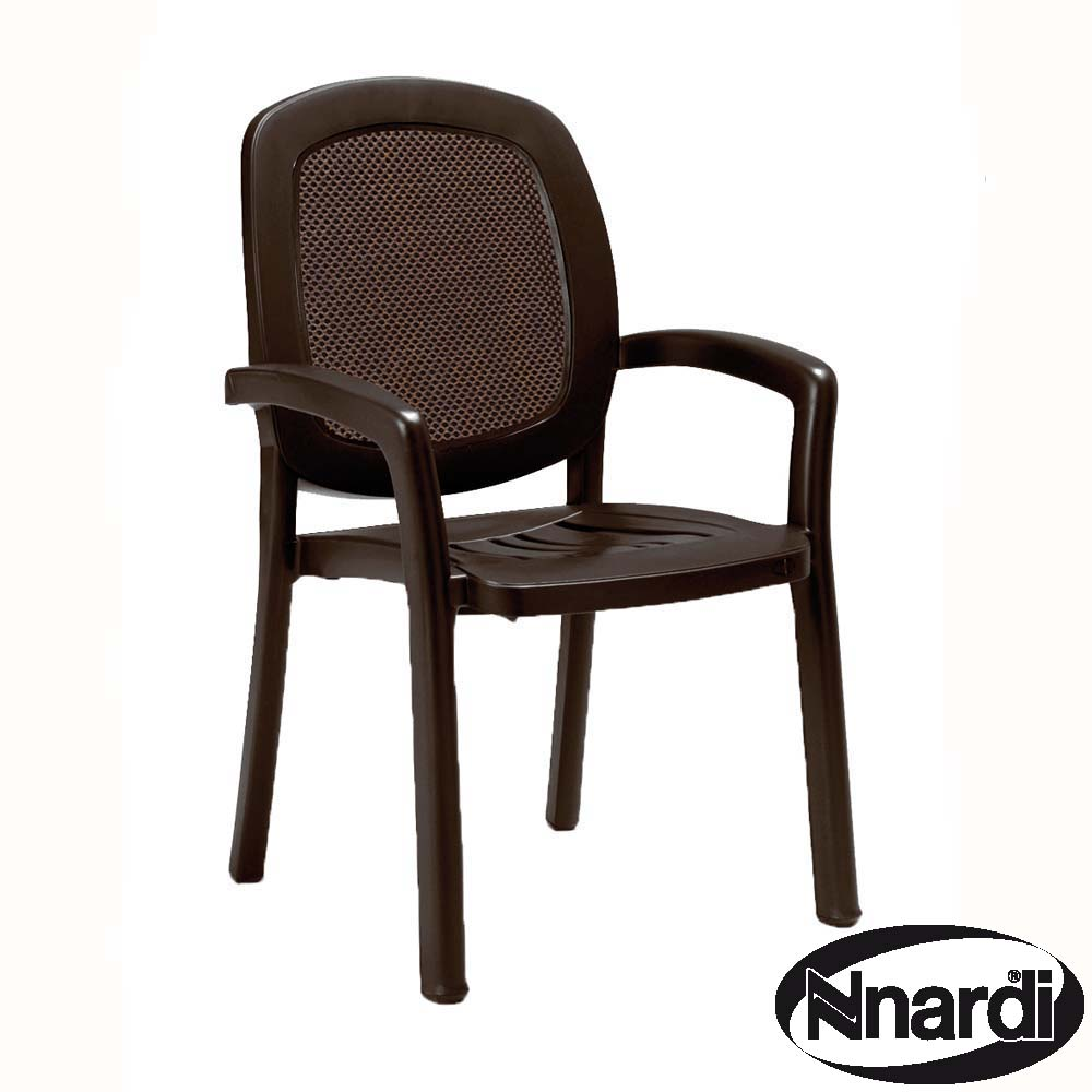 Beta Chair in Coffee / Brown