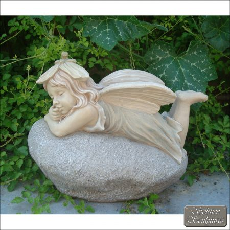 Bloom Fairy garden statue