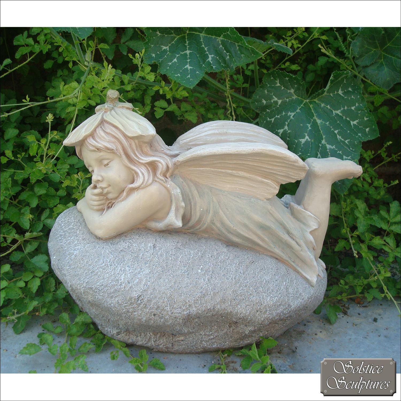 Bloom Fairy garden statue