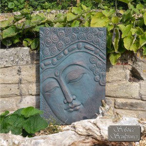 Buddha Wall Plaque