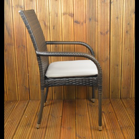 Castello Chair side view