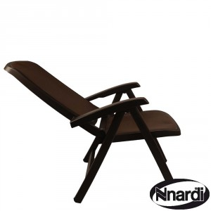 Delta Chair fully reclined