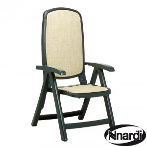 Delta Chair in Green