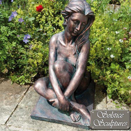 Dorothy garden statue