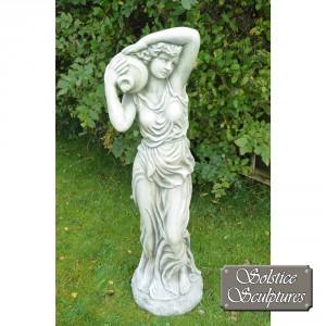 Eileen Garden Statue front view