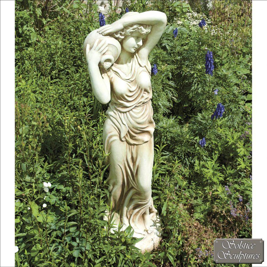 Eileen garden statue