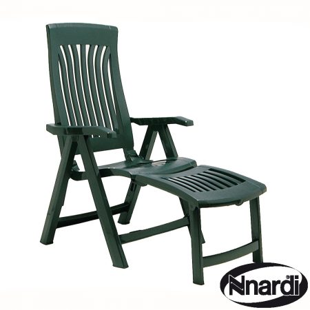 flora chair green