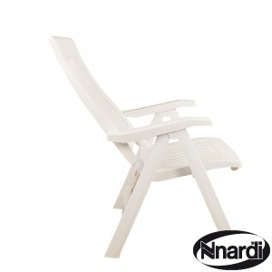 Flora reclining chair (part reclined)