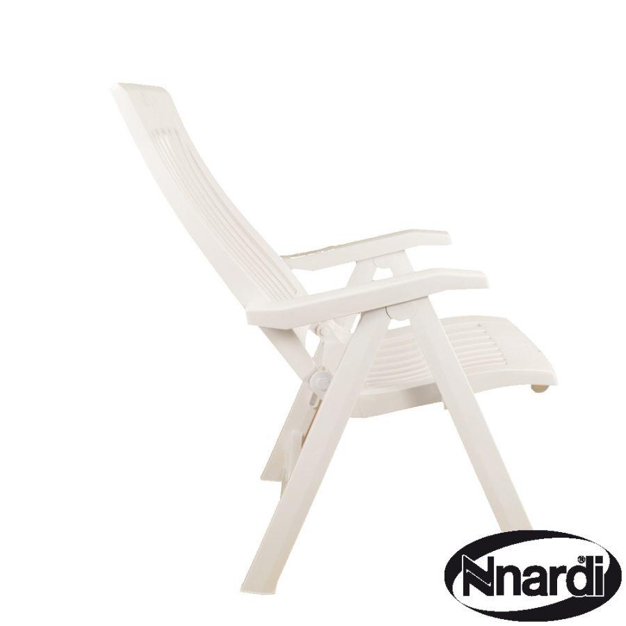 Flora reclining chair (part reclined)