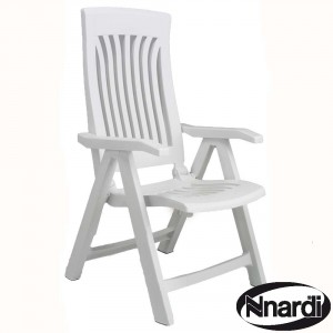 Flora Chair in White