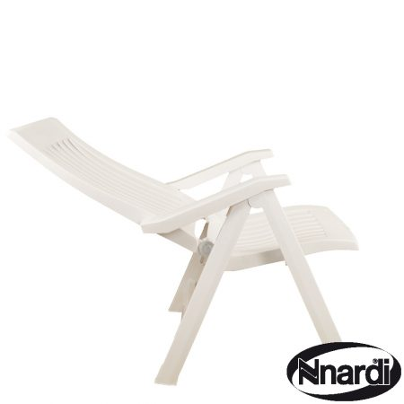 Flora reclining chair (reclined)