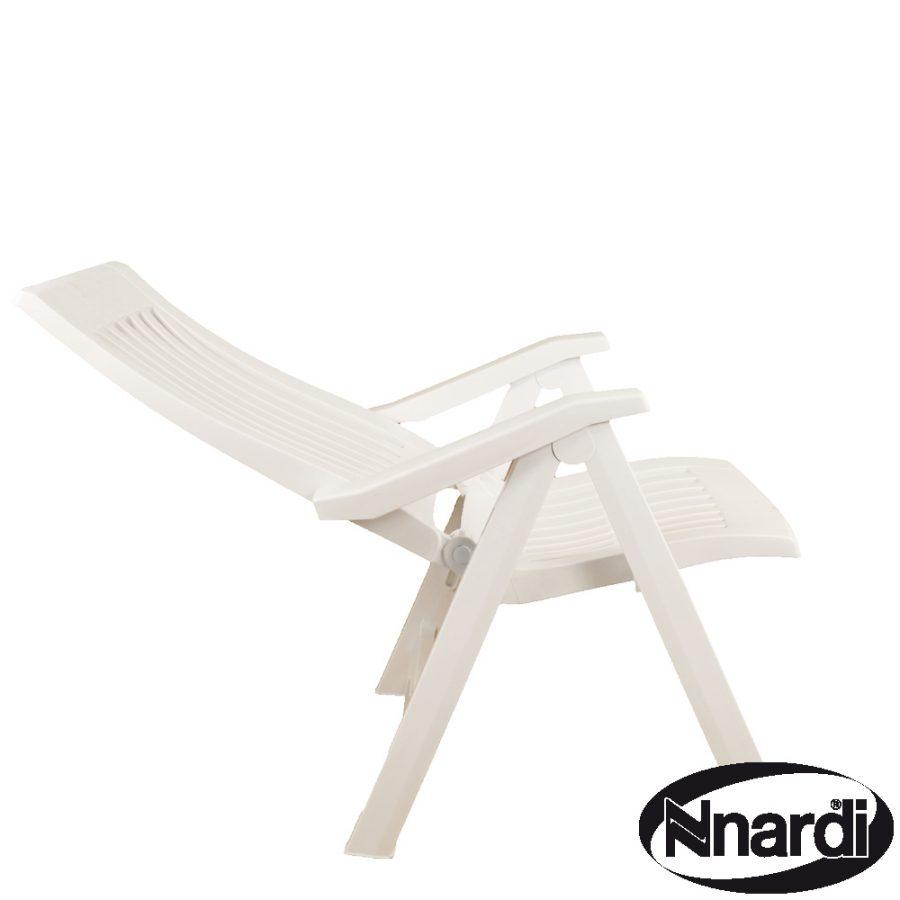 Flora reclining chair (reclined)