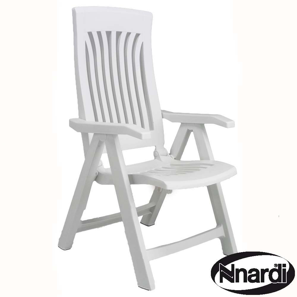 here home shop outdoor chairs flora reclining chair white