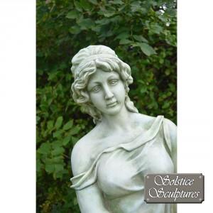 Grace Garden Statue close up