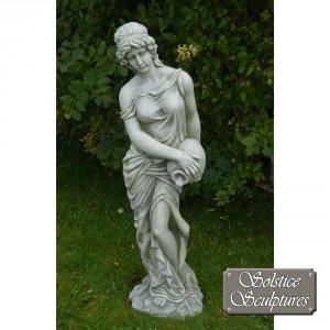 Grave Garden Statue