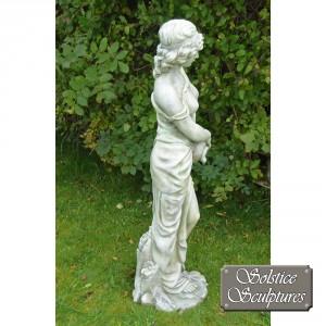 Grace garden statue right hand side