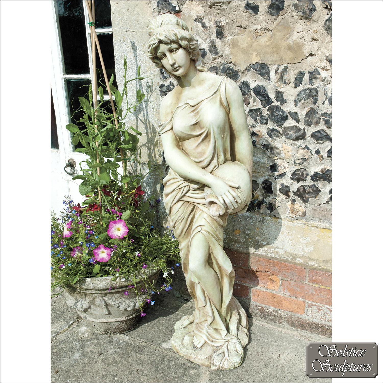 Grace garden statue