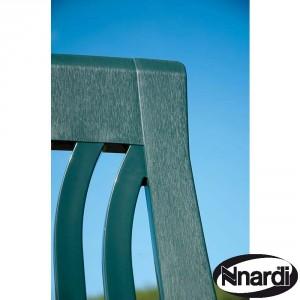 Flora garden chair close-up of back