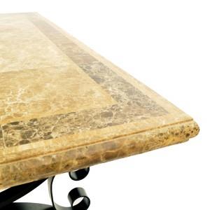 Monte Carlo table Detail