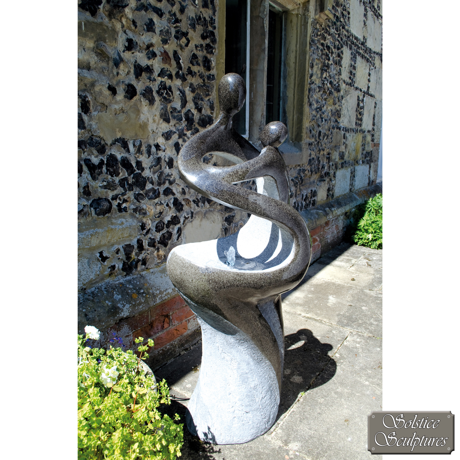 Inga self contained water feature
