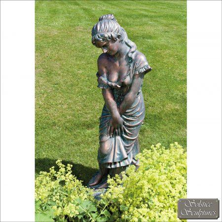 Josephine garden statue