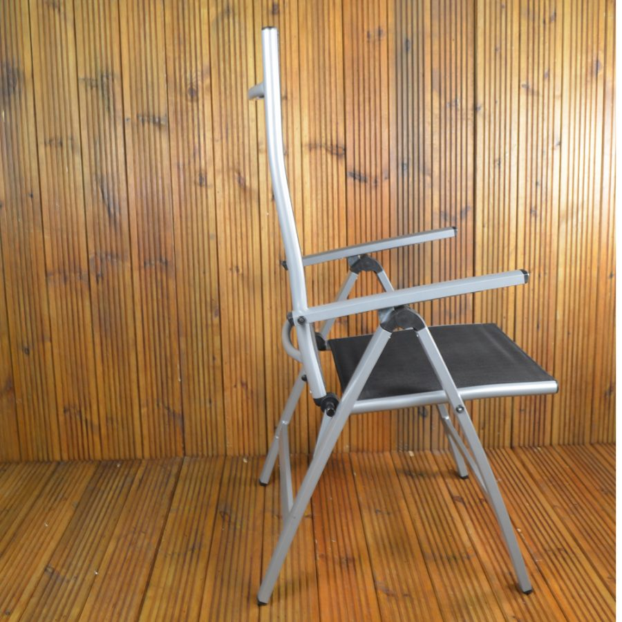Lisbon Textilene Chair upright