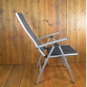 Lisbon Textilene Chair partly reclined