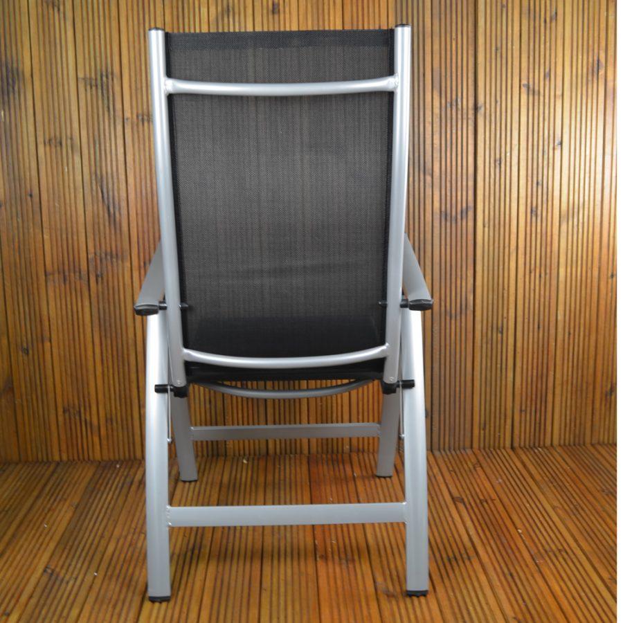 Lisbon Textilene Chair back view