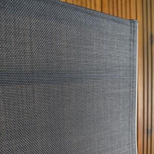 Lisbon Textilene Chair close up of textilene