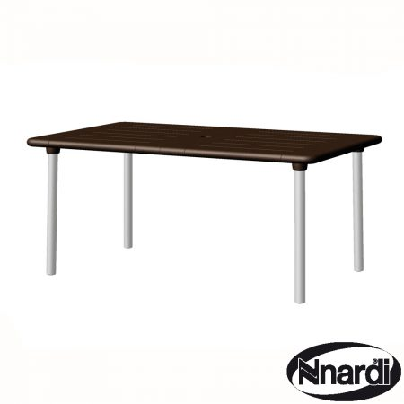 Maestrale 220 table Coffee / Brown