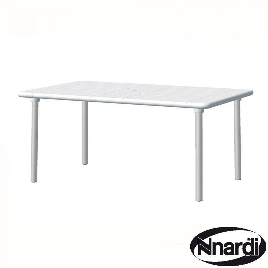 Maestrale 220 extending table White