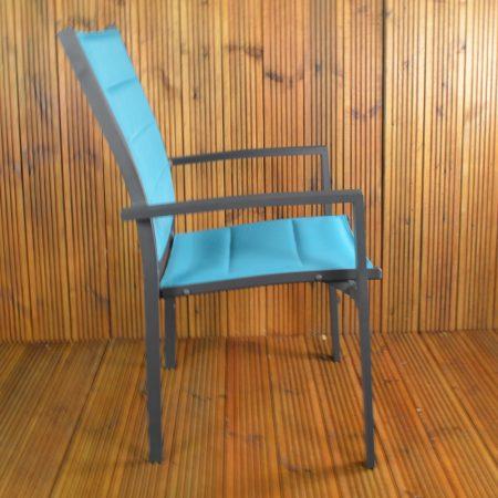 Malmo Textilene Chair side view