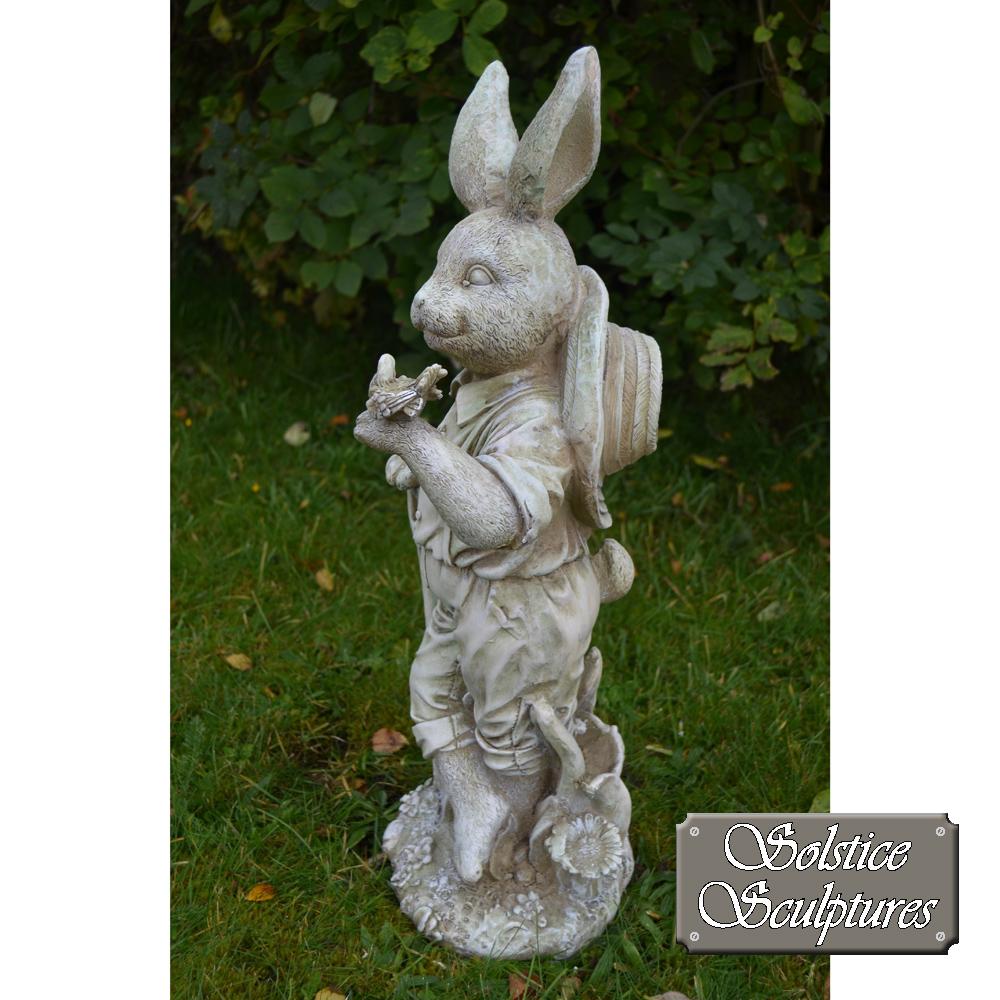 Mr Rabbit left hand side view