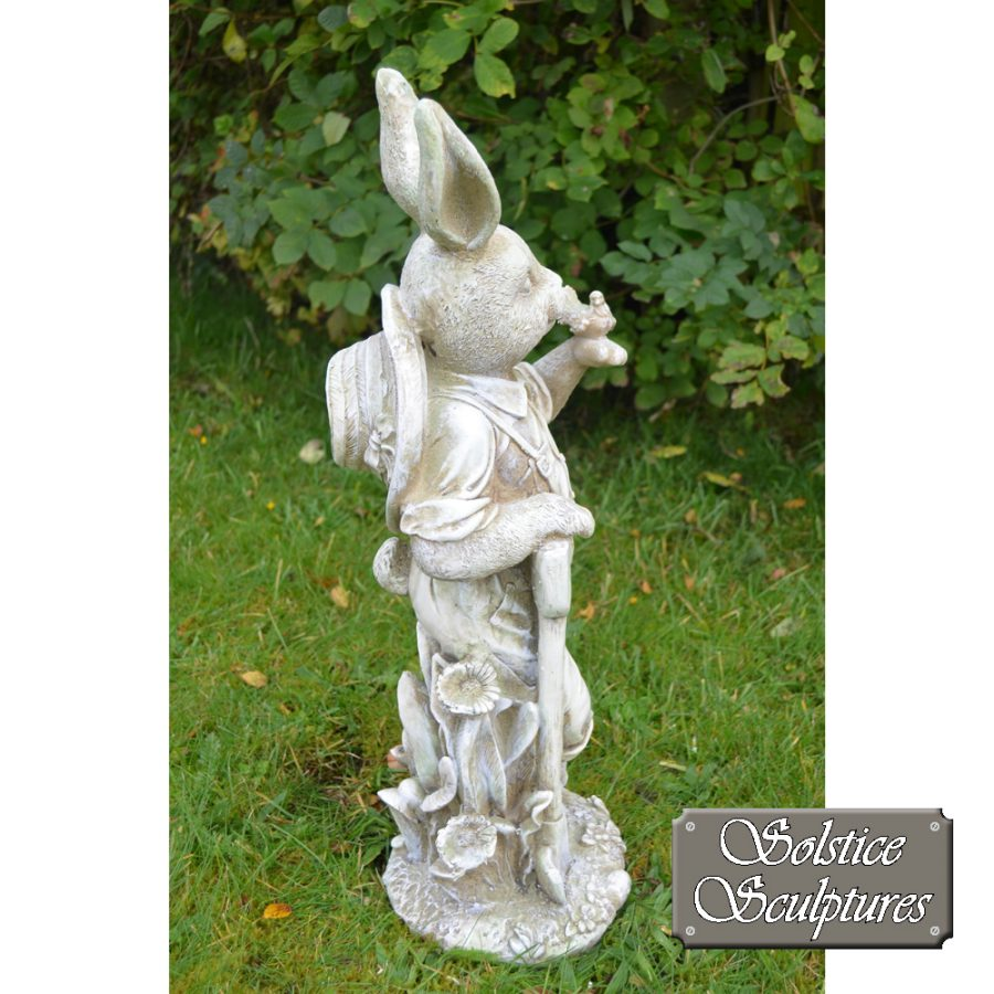 Mr Rabbit right hand side view