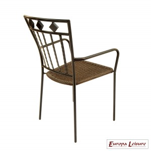 Murcia chair Back Right