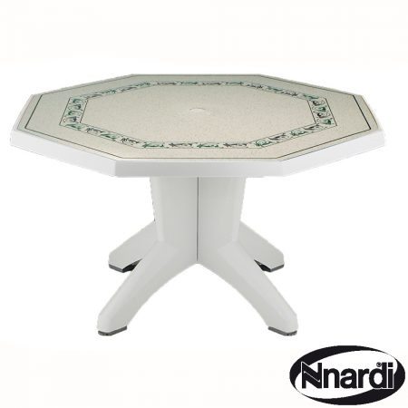 Olimpo table in White