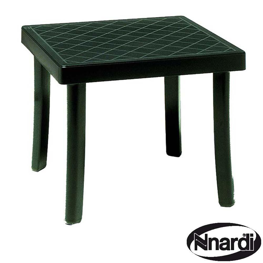 Rodi Side Table in Green Resin