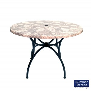 Romano Patio table Profile