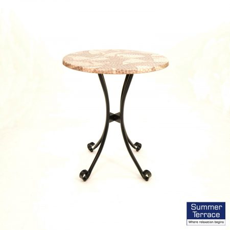 Romano bistro table Profile