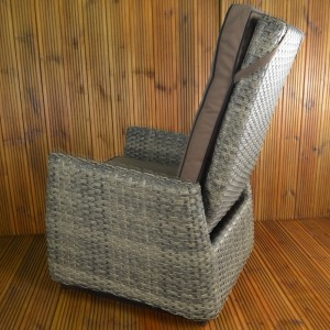 Rufford Chair side view from rear